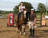 Caistor Equestrian Centre (approx. 9 miles)