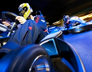 Go-karting, Karting Lincoln (appox 20 mins)